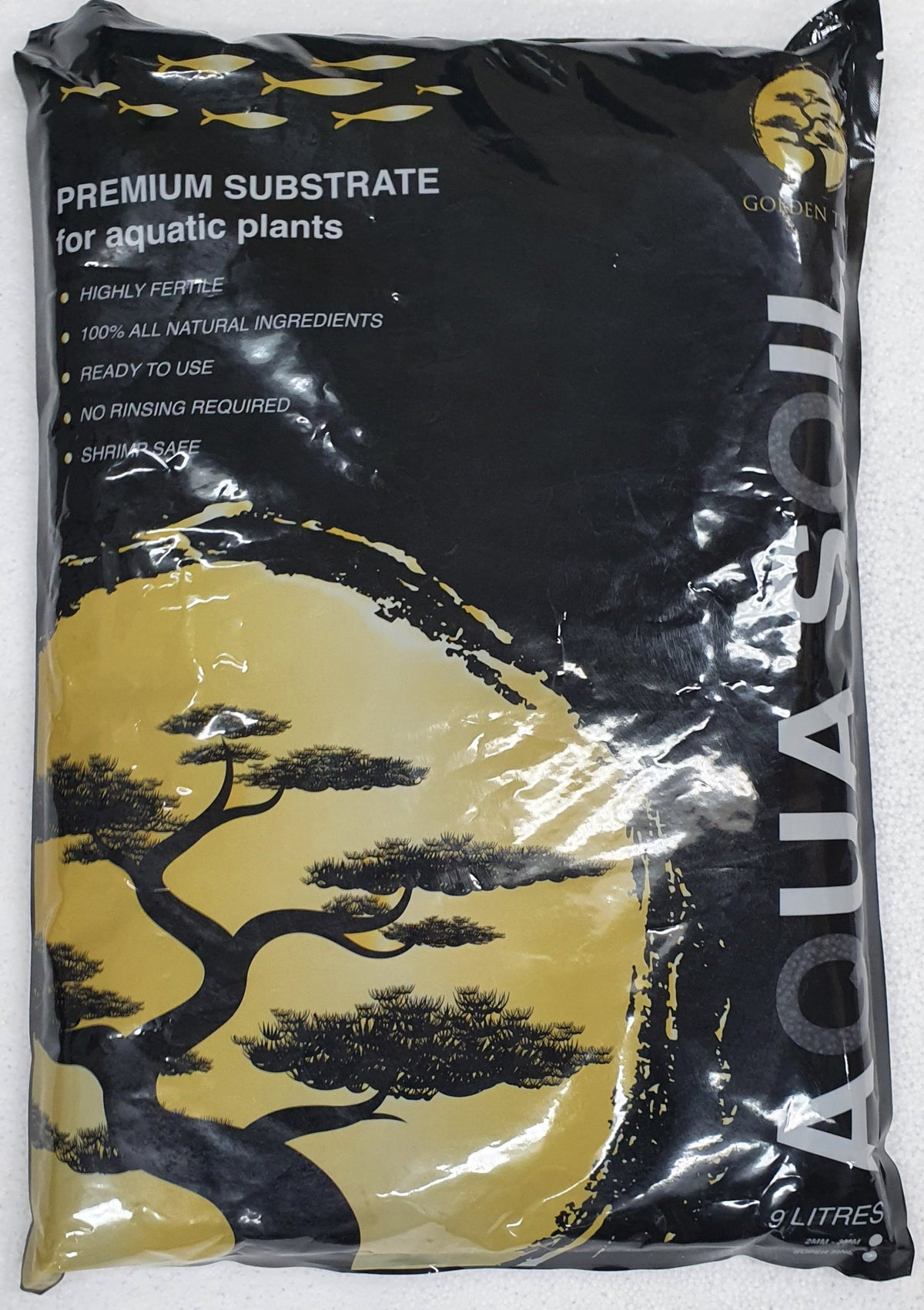 Golden Tree Aqua Soil