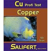 Salifert, Copper Test Kit