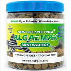 New Life Spectrum Algaemax Mini-Wafers Sinking 150g