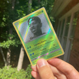 Thaiboy Digital Pokémon Inspired Custom Holographic Cards