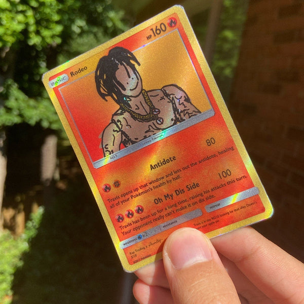Rodeo Pokémon Card - Album Stop x Rap Trading