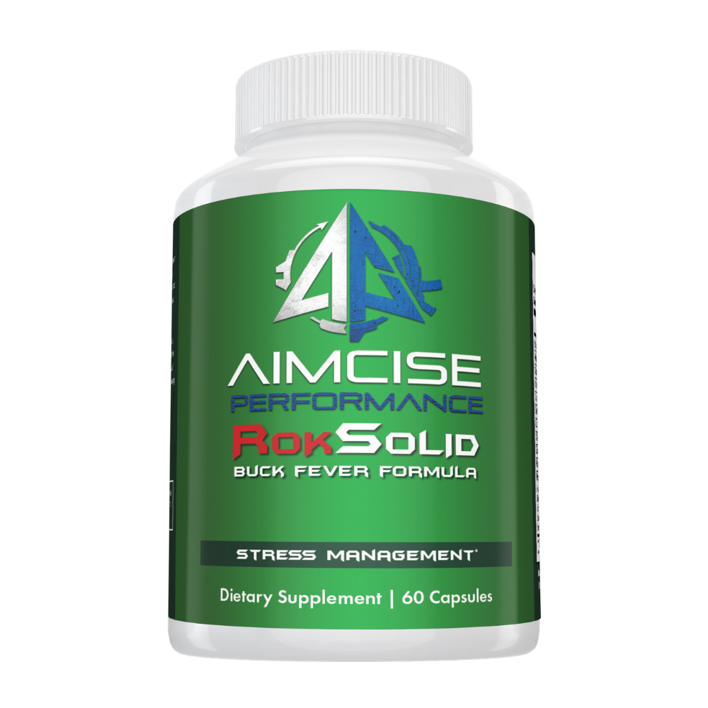 "Aimcise RokSOLID ""Buck Fever Formula"""