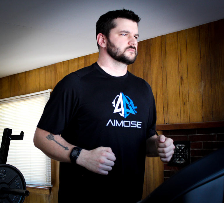 Aimcise Workout Shirt