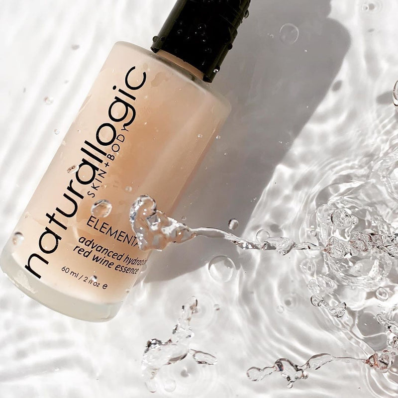 Naturallogic | Elemental Advanced Hydration Red Wine Essence | Shop the Beauty Garden