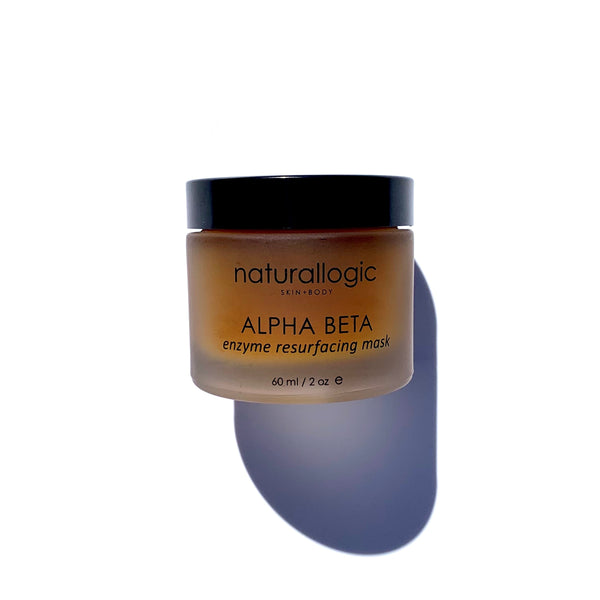 Naturallogic | Alpha Beta Enzyme Resurfacing Mask | Shop the Beauty Garden