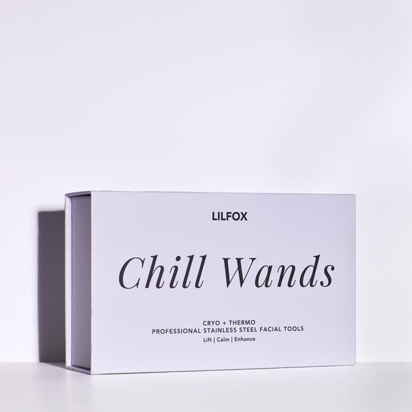 LILFOX | CHILL WANDS Cryo+Thermo Facial Tools | Shop the Beauty Garden