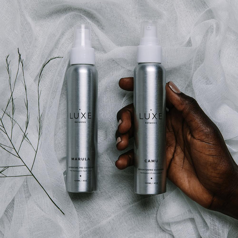 LUXE Botanics | CAMU BRIGHTENING CLEANSER | Shop the Beauty Garden