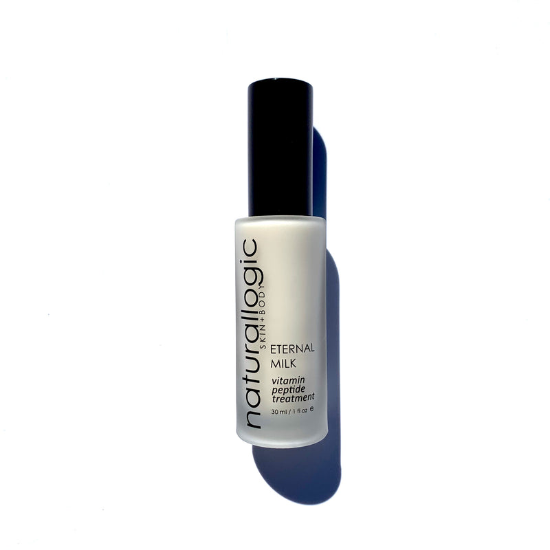 Naturallogic | Eternal Milk Vitamin Peptide Treatment | Shop the Beauty Garden