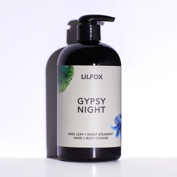 LILFOX |  GYPSY NIGHT Hand + Body Cleanse | Shop the Beauty Garden