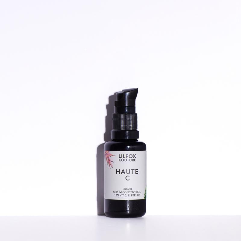 LILFOX | HAUTE C Bright Serum Concentrate 15% Vit C, E, Ferulic | The Beauty Garden Boutique