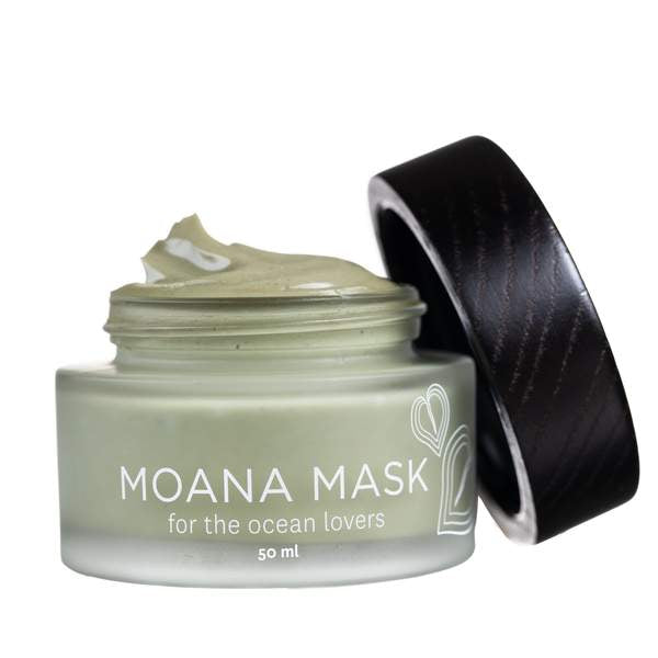 Honua Hawaiian Skincare | MOANA REJUVENATING FACE MASK | Shop the Beauty Garden