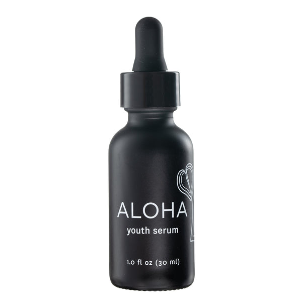 Honua Hawaiian Skincare | ALOHA YOUTH SERUM | Shop the Beauty Garden