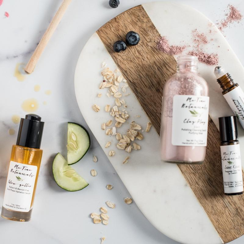 Me Time Botanicals | Glow Getter Radiant & Blemish Free Serum | The Beauty Garden Boutique