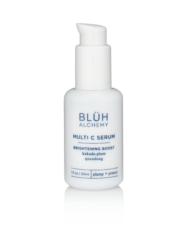 Bluh Alchemy | Multi C Serum | Shop the Beauty Garden