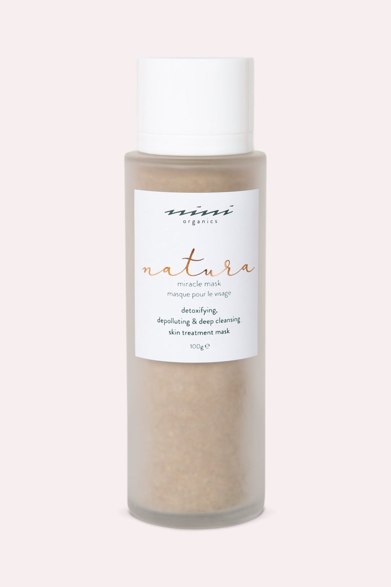 Nini Organics | Natura Miracle Mask | The Beauty Garden