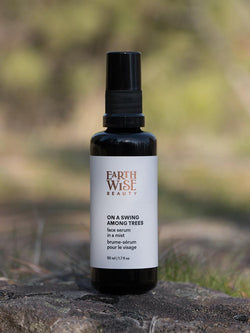 Earthwise Beauty On a Swing Among Trees Face Serum in a Mist - The Beauty Garden Boutique