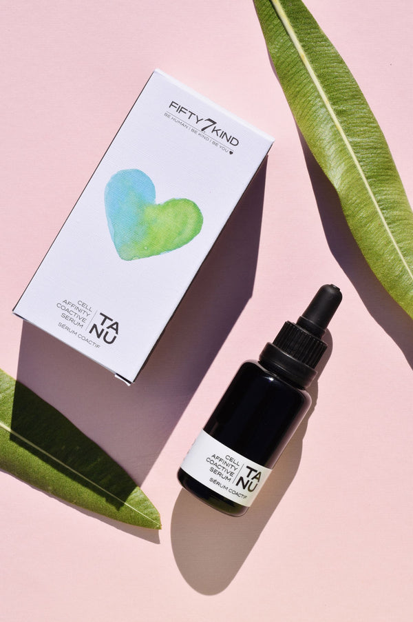 Fifty7Kind | CELL AFFINITY COACTIVE SERUM - TANU | Shop the Beauty Garden
