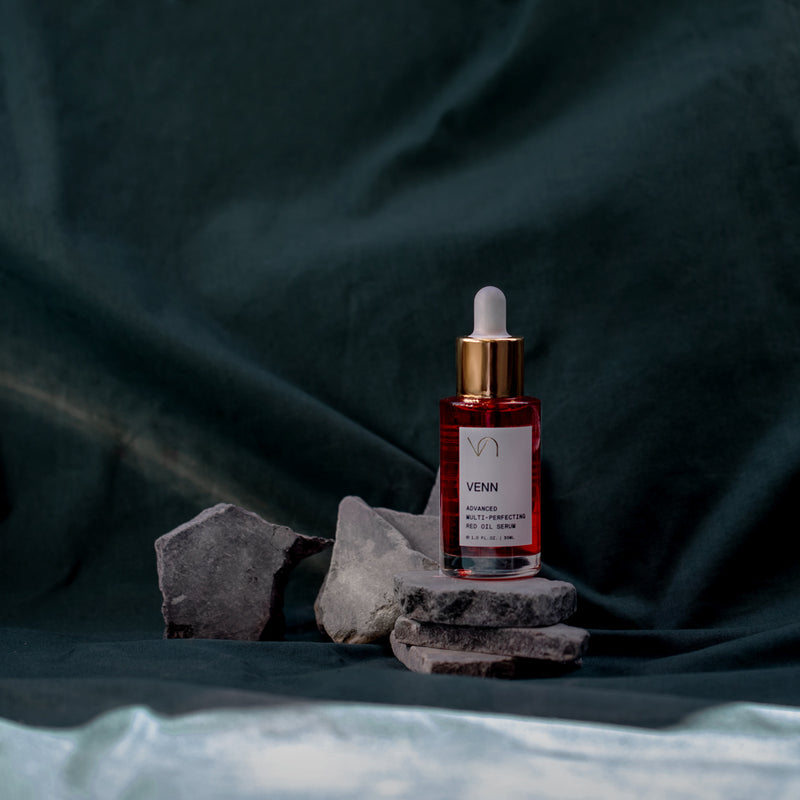 Venn Skincare | Advanced Multi-Perfecting Red Oil Serum | Shop the Beauty Garden