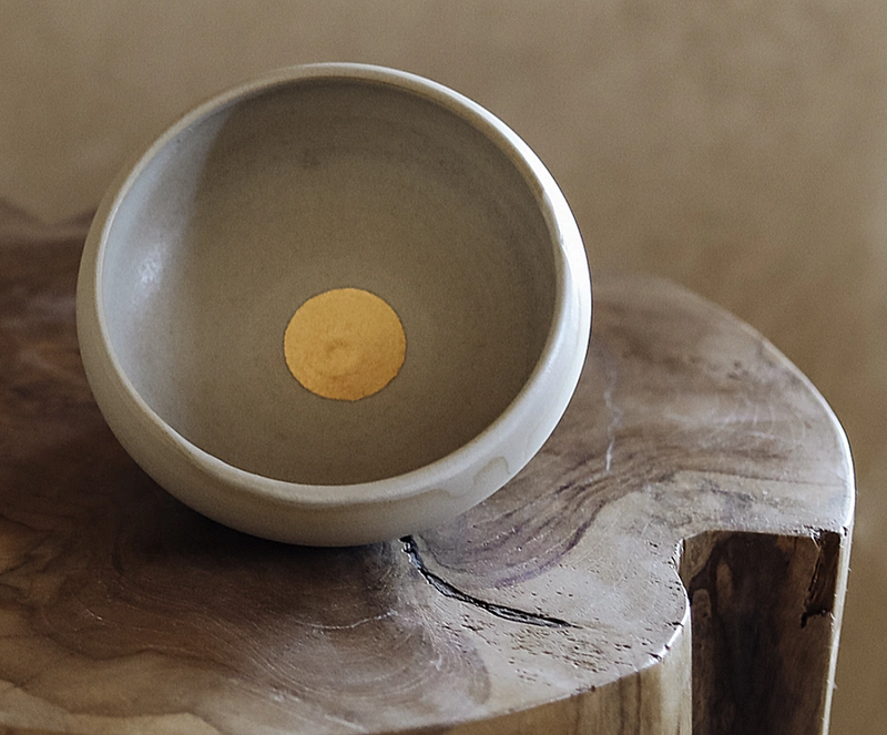 Namari | sun handmade ritual bowl | Shop the Beauty Garden