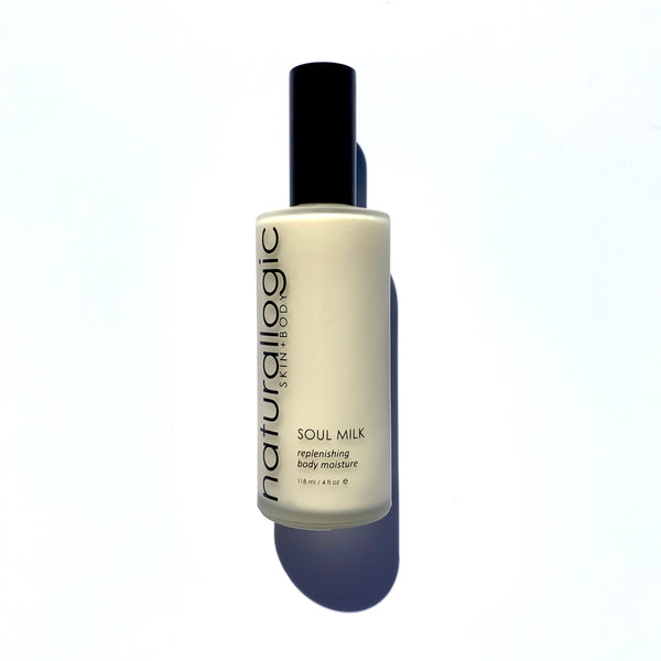 Naturallogic | Soul Milk Replenishing Body Lotion | Shop the Beauty Garden