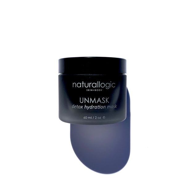 Naturallogic | Unmask Detox Hydration Mask | Shop the Beauty Garden