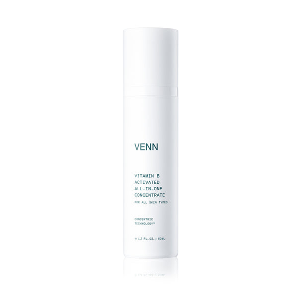 Venn Skincare | Vitamin B Activated All-In-One Concentrate | Shop the Beauty Garden