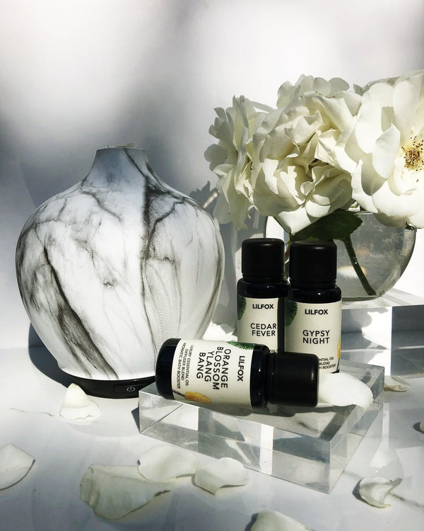 LILFOX | LILFOX HOME FRAGRANCE BUNDLE Luxury Essential Oil Blends | The Beauty Garden Boutique