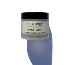 Naturallogic Soul Milk Soothing Moisture Mask - The Beauty Garden Boutique