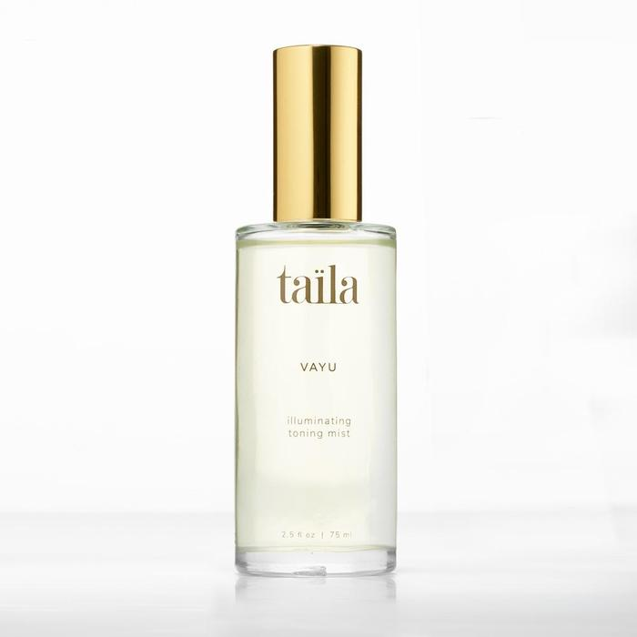 Taila Skincare | VAYU ILLUMINATING TONING MIST | Shop the Beauty Garden