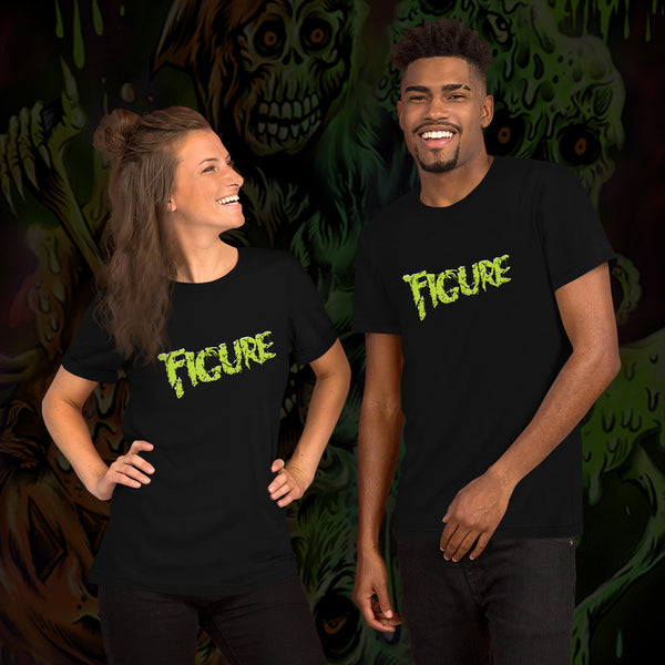 Figure Slime Logo Short-Sleeve Unisex T-Shirt