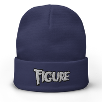 Figure Logo Embroidered Beanie