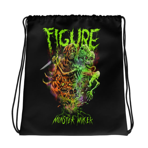 Monster Maker Drawstring bag