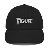 Figure Logo Champion Dad Cap