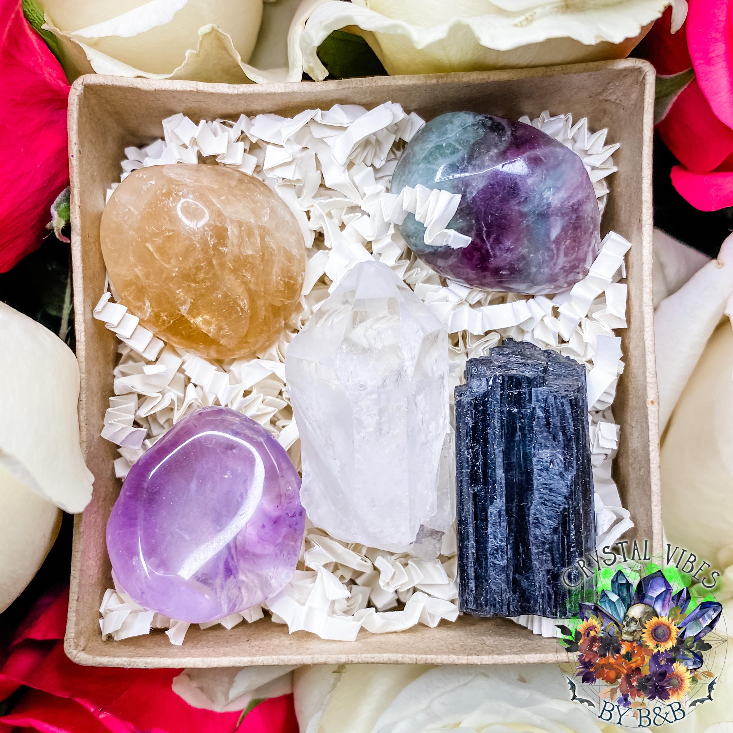 Empath Crystals Gift Set