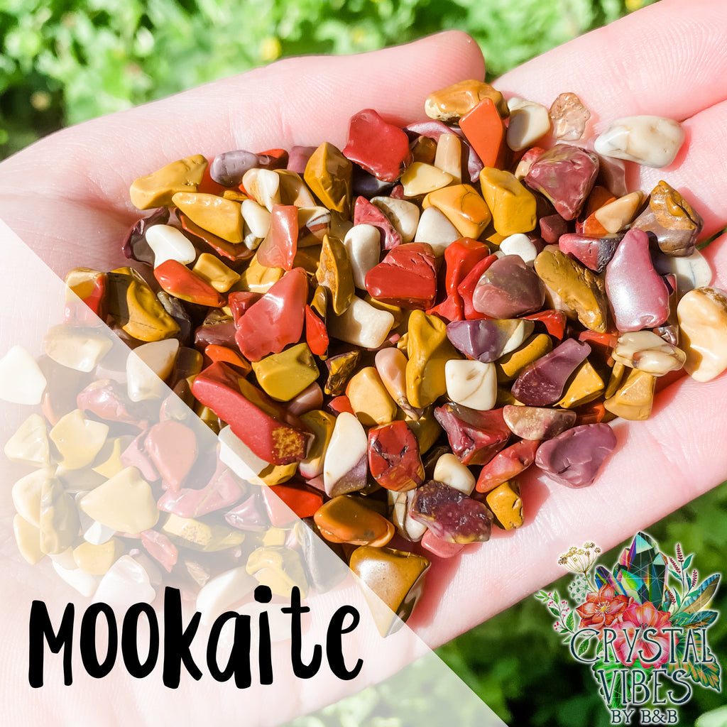 Mookaite Crystal Chips