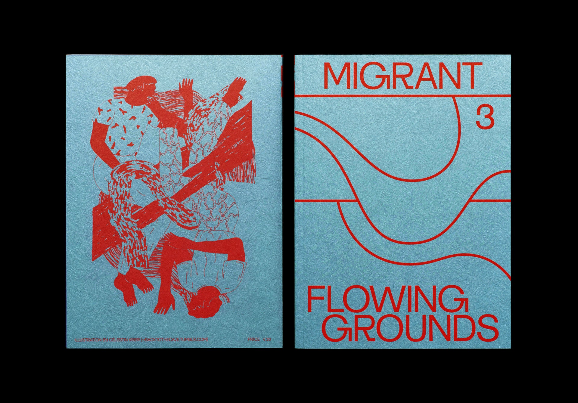 Offshore Studio: Migrant Journal, Flowing Grounds