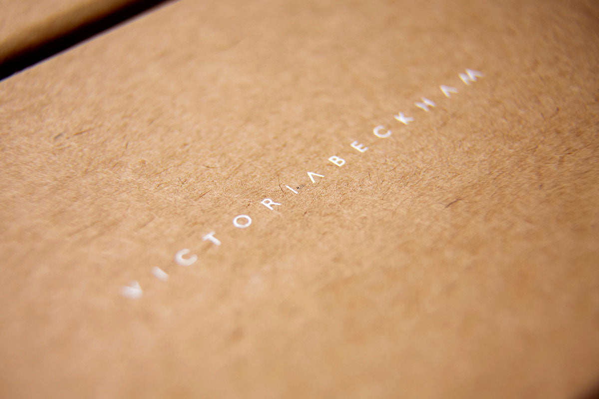 Progress Packaging: Victoria Beckham