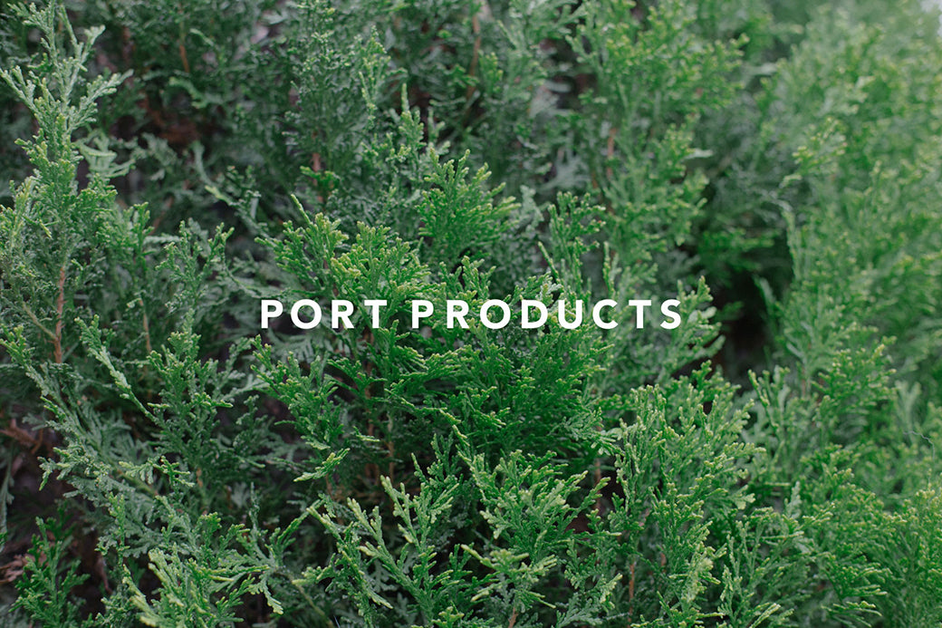 Savvy Studio: Port Products
