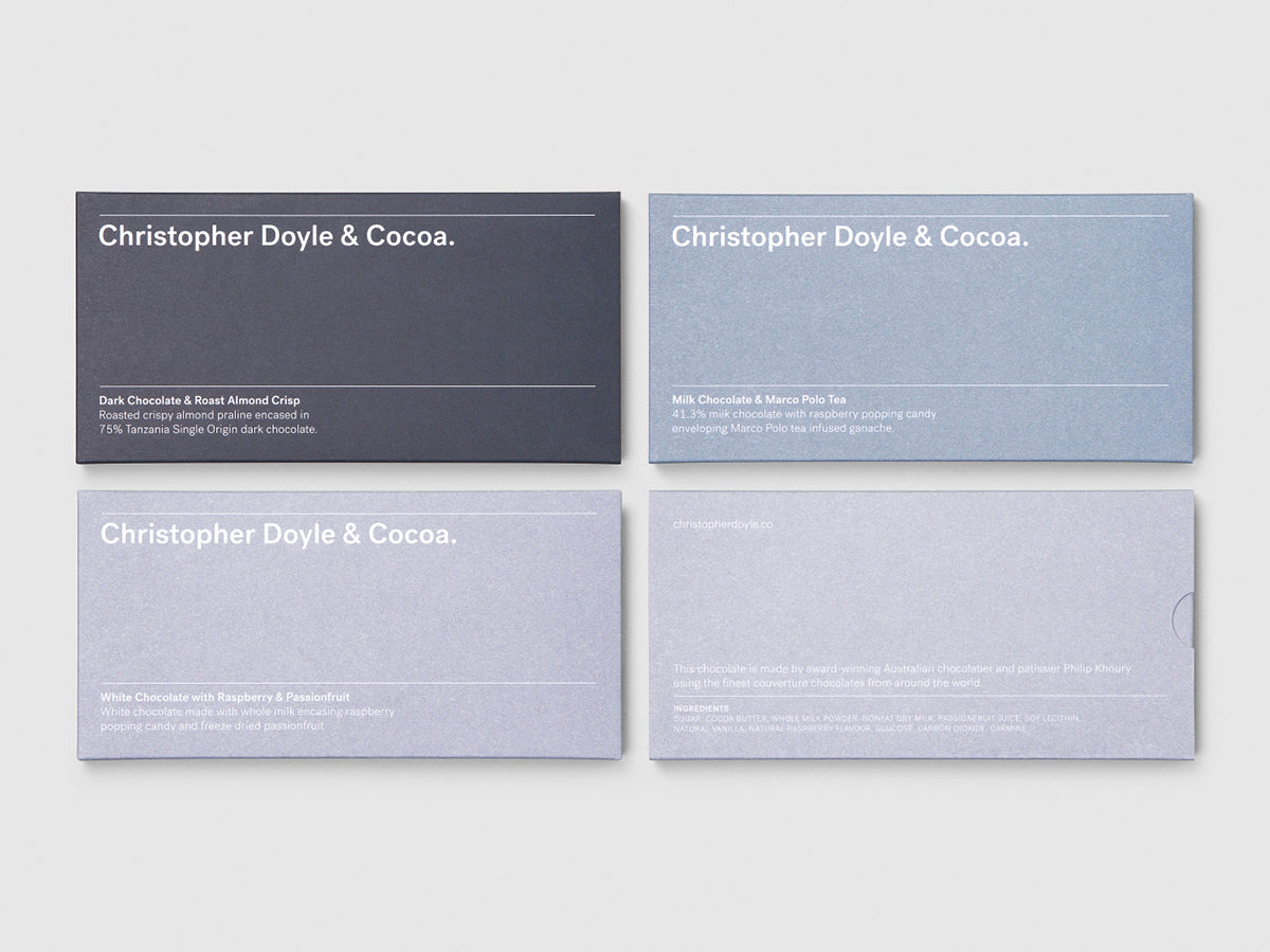 Christopher Doyle & Co.: Christopher Doyle & Cocoa