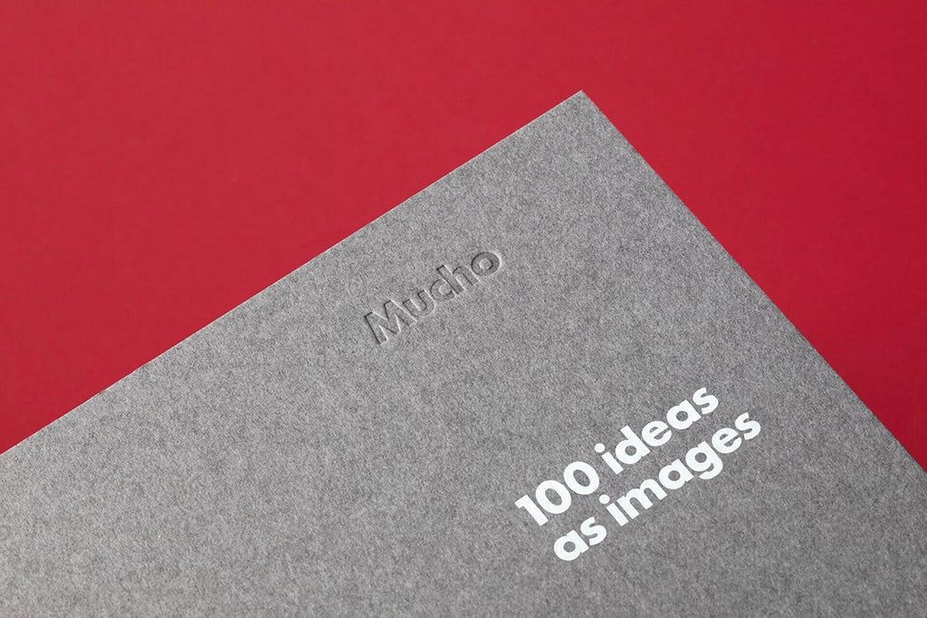 Mucho: 100 ideas as images