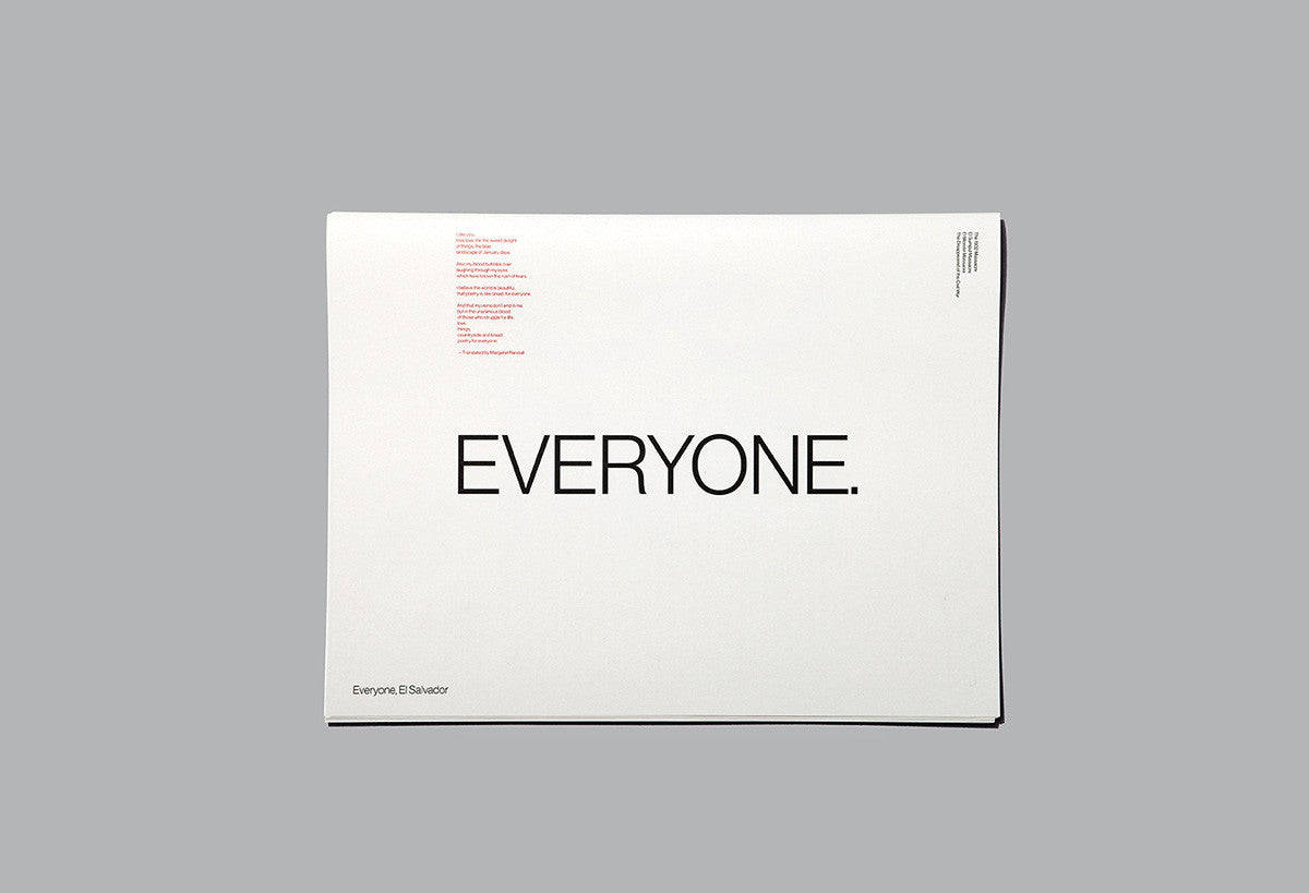 Underline Studio: Everyone, El Salvador