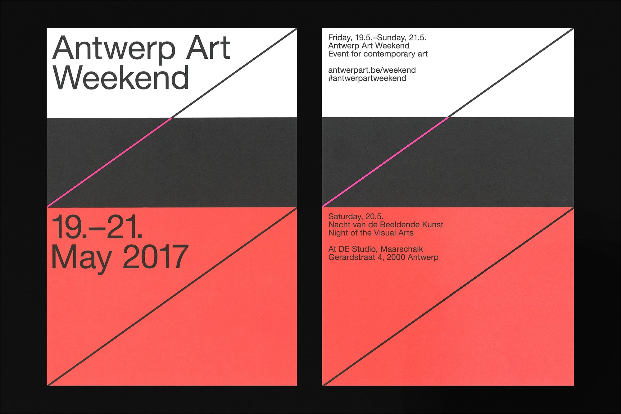 Vrints-Kolsteren: Antwerp Art Weekend 2017