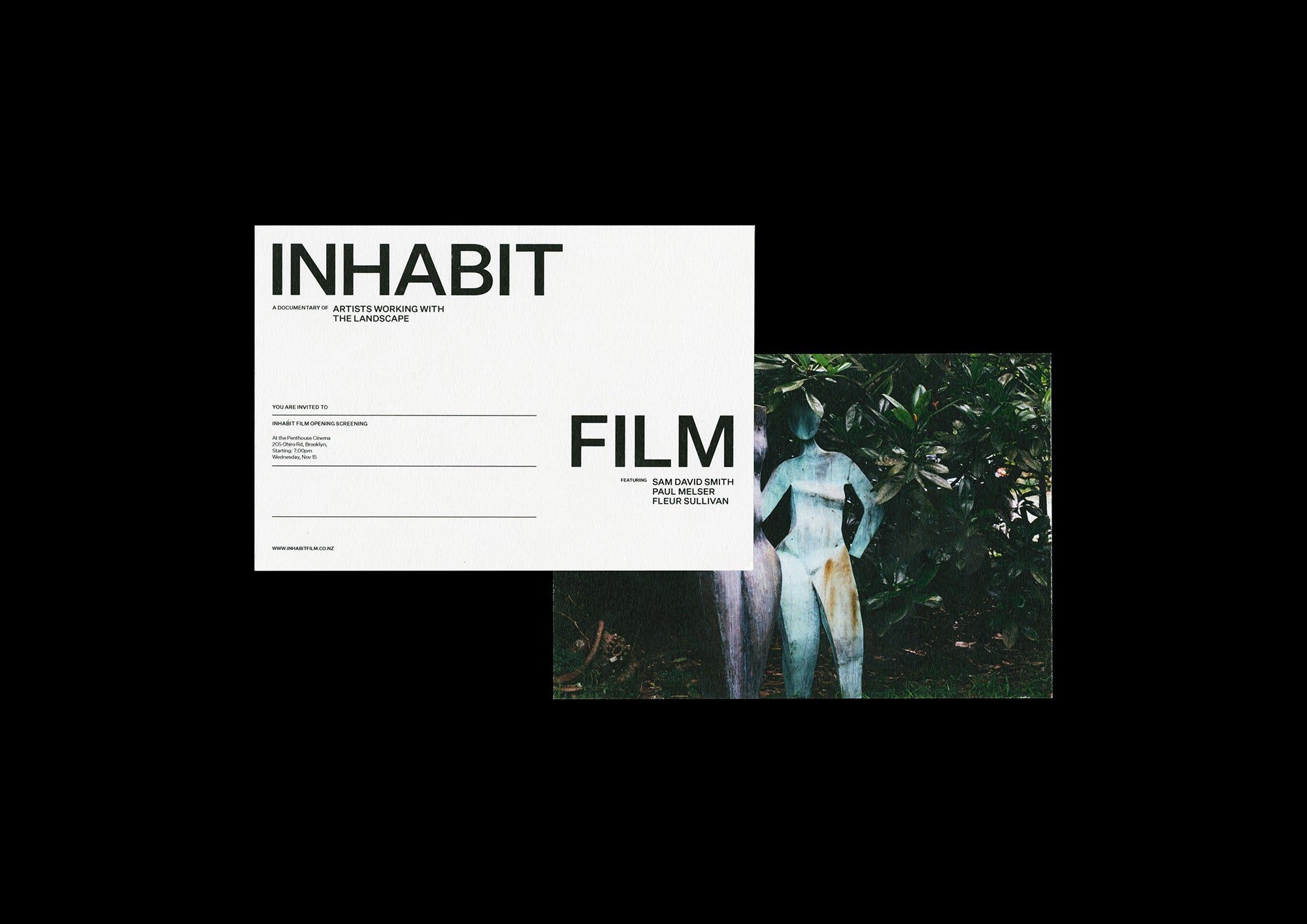 Jeremy Hooper: Inhabit
