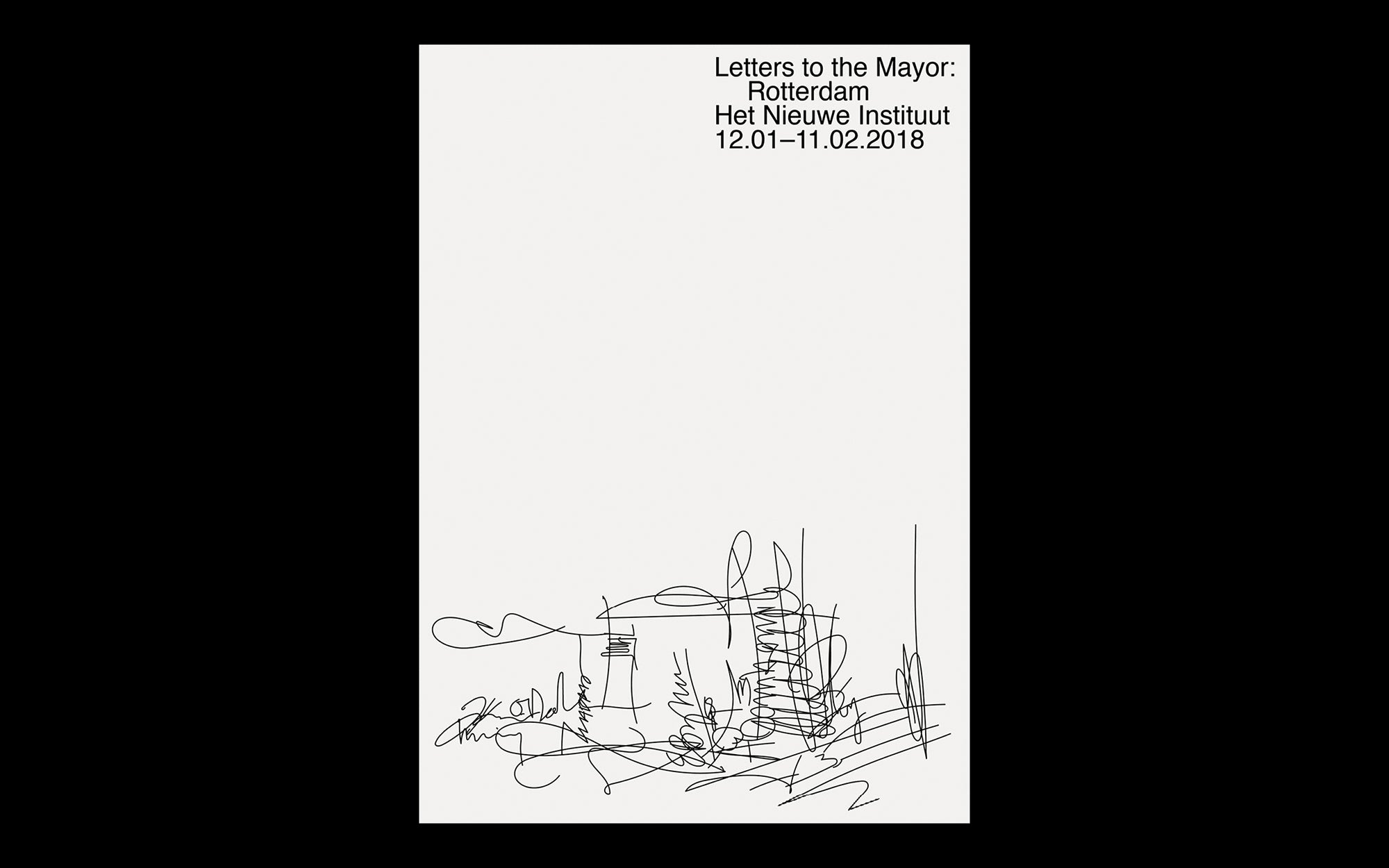 Rudy Guedj: Letters to the Mayor – Rotterdam