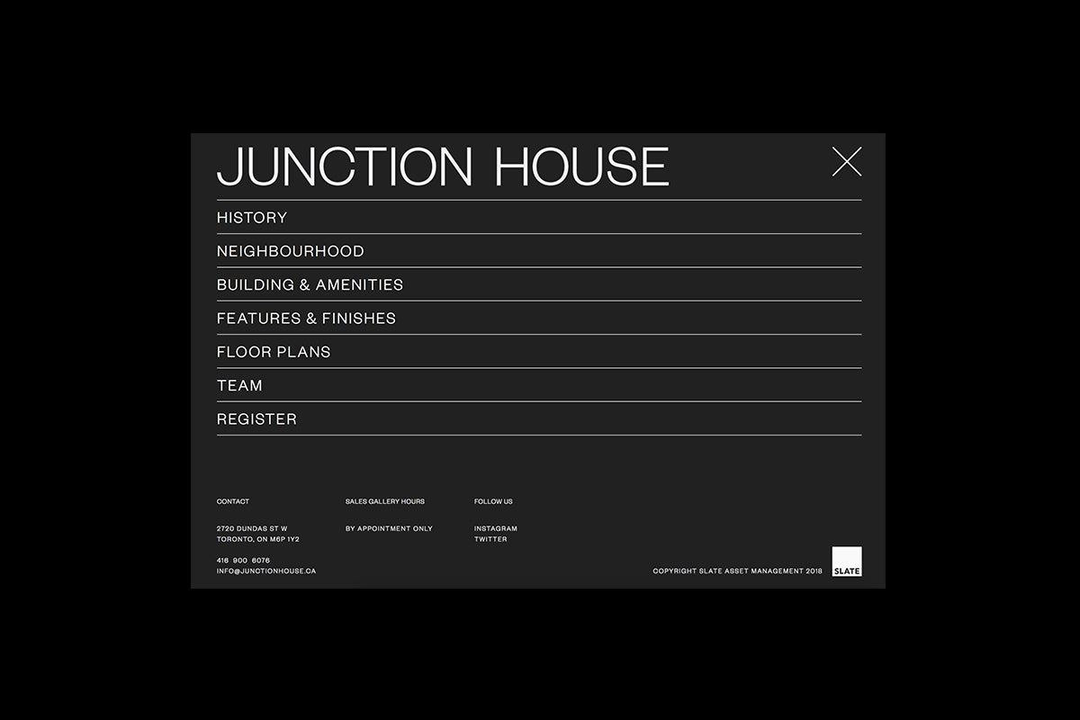 Vanderbrand: Junction House