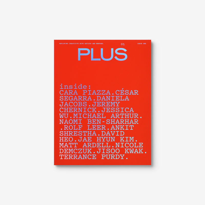 Plus Magazine Issue 1