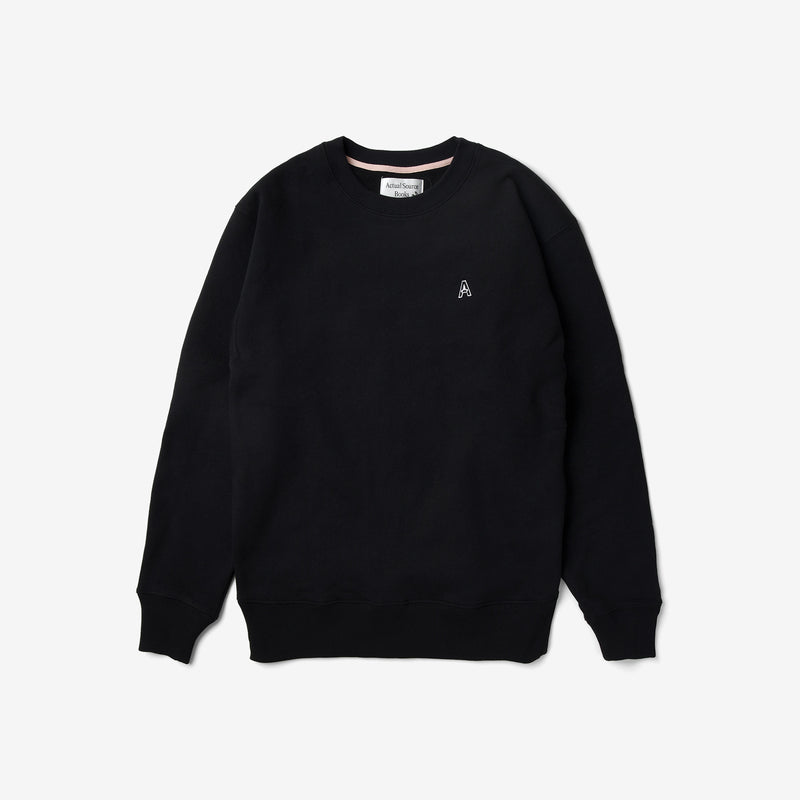 Extended Wear Crew (Black)