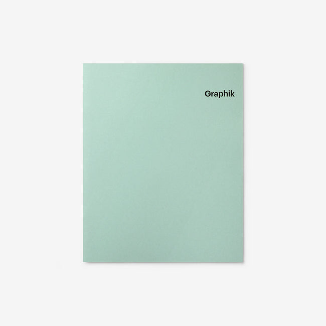 Graphik Specimen Folder