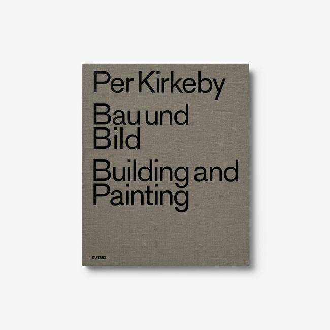 Per Kirkeby: Building and Painting