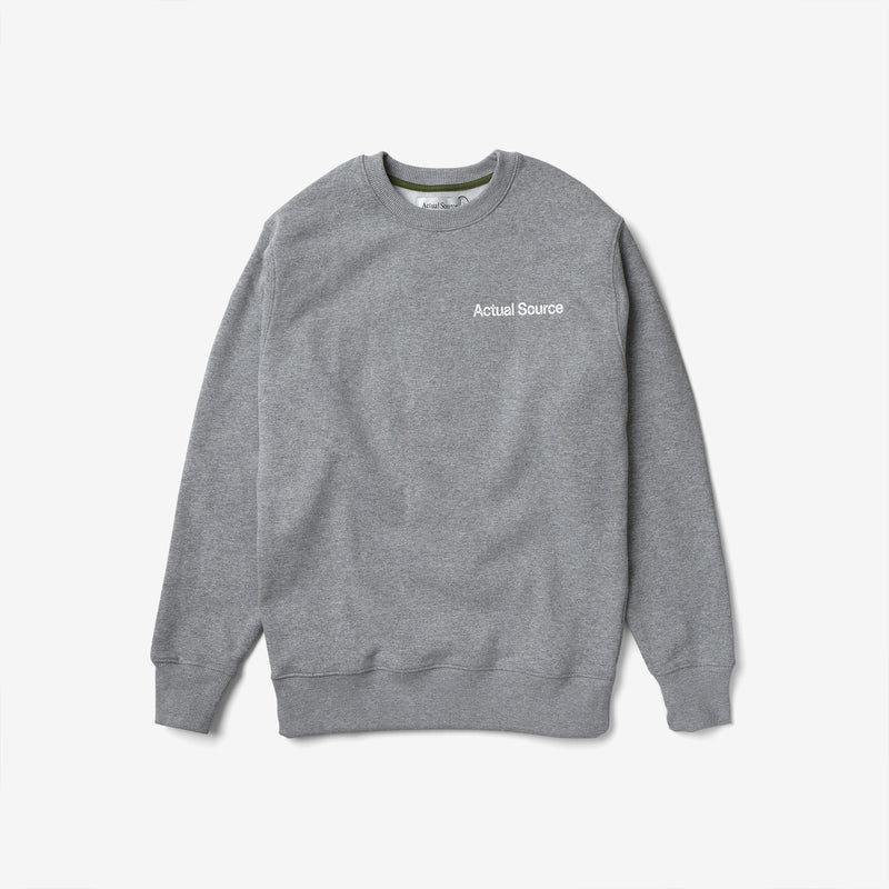 Extended Wear Crew (Gray)
